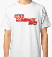 Gated Community Boys Classic T-Shirt