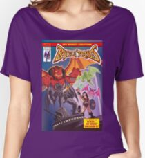 Battle Tribes - Return of the Demon Women's Relaxed Fit T-Shirt