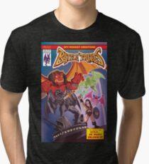 Battle Tribes - Return of the Demon Tri-blend T-Shirt