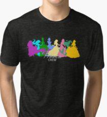 Princess crew Tri-blend T-Shirt