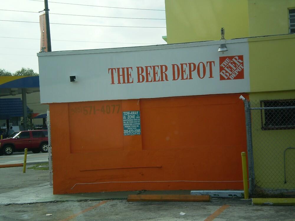 Beer Depot by astoriarocks