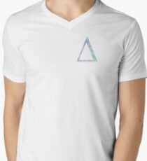 Delta Holographic Greek Sorority T-Shirt