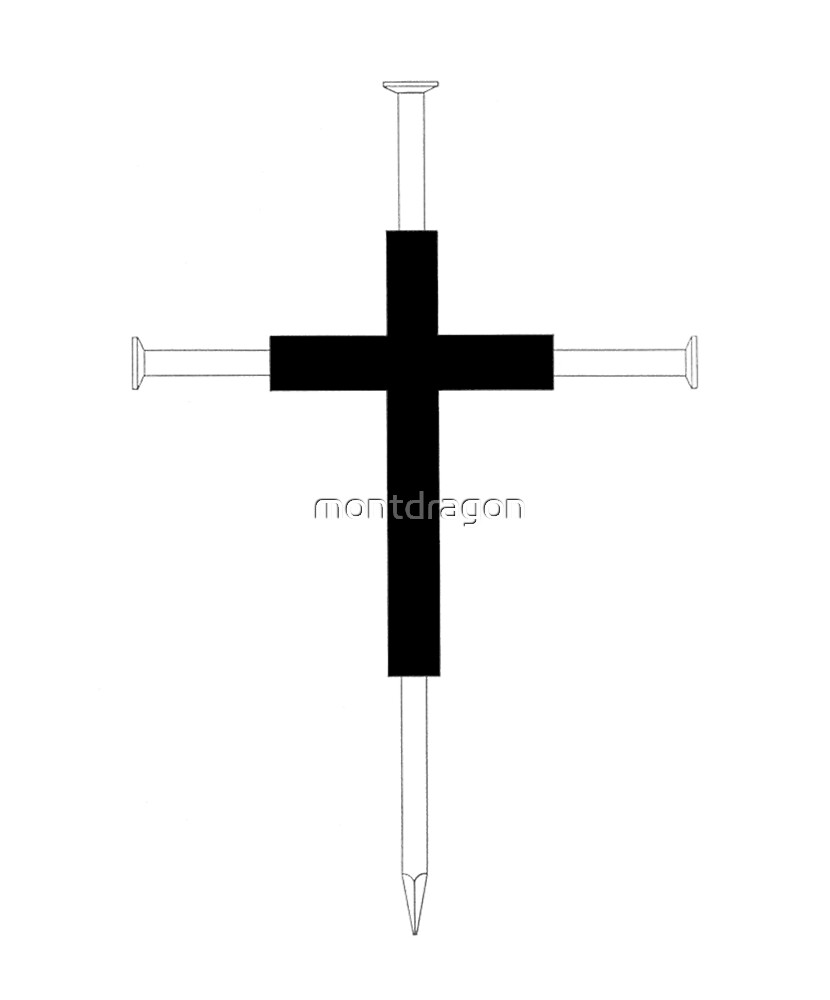 Cross of Nails by montdragon