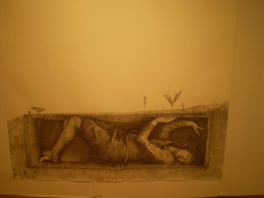 Buried by astoriarocks