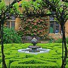 Sudeley Castle Gardens by RedHillDigital