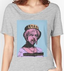 God (May) Save The Queen Women's Relaxed Fit T-Shirt