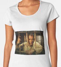 Michael Scofield Women's Premium T-Shirt