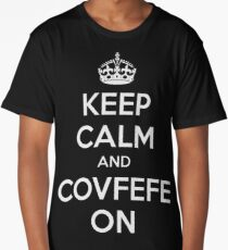 Covfefe Long T-Shirt