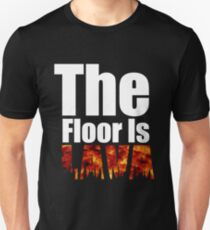 The Floor Is Lava T Shirts Redbubble