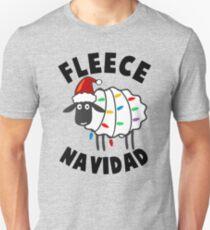 Vlies Navidad Slim Fit T-Shirt