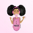 I Love Music by nubianrockchick