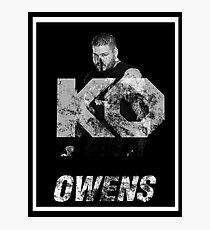 Vintage Owens Photographic Print