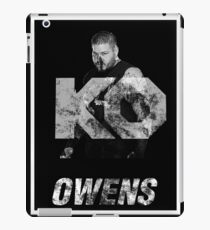 Vintage Owens iPad Case/Skin
