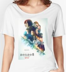 Sense8 Women's Relaxed Fit T-Shirt