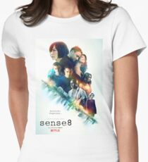 Sense8 Women's Fitted T-Shirt