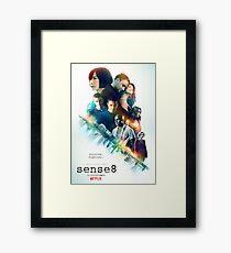 Sense8 Framed Print