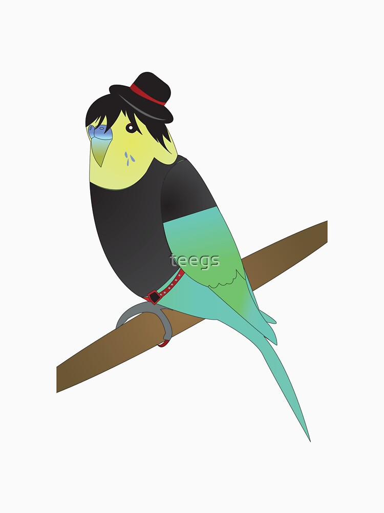 Bird by teegs