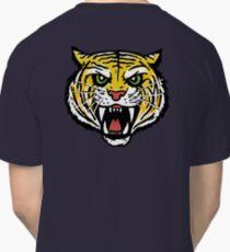 YELLOW TIGER (BACK) Classic T-Shirt