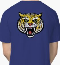 YELLOW TIGER (BACK) Classic T-Shirt