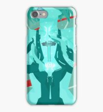 She Who Holds The Key iPhone Case/Skin
