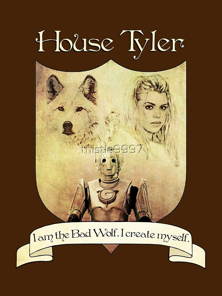 House Tyler Crest by thistle9997