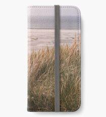 Dunes and sea (Terschelling) iPhone Wallet