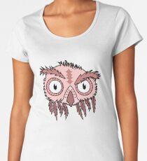 The World's Ugliest Owl Women's Premium T-Shirt