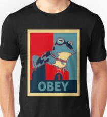 Obey The Hypnotoad Tee Shirt  T-Shirt