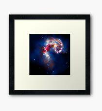 The Antennae Galaxies Framed Print