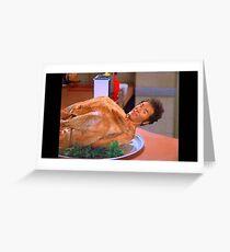 Kramer Turkey Greeting Card