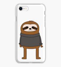 Simple Sloth Steve iPhone Case/Skin