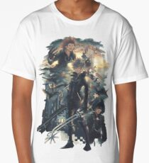 The Tower's Trio Long T-Shirt
