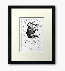 Dungeness Crab Framed Print