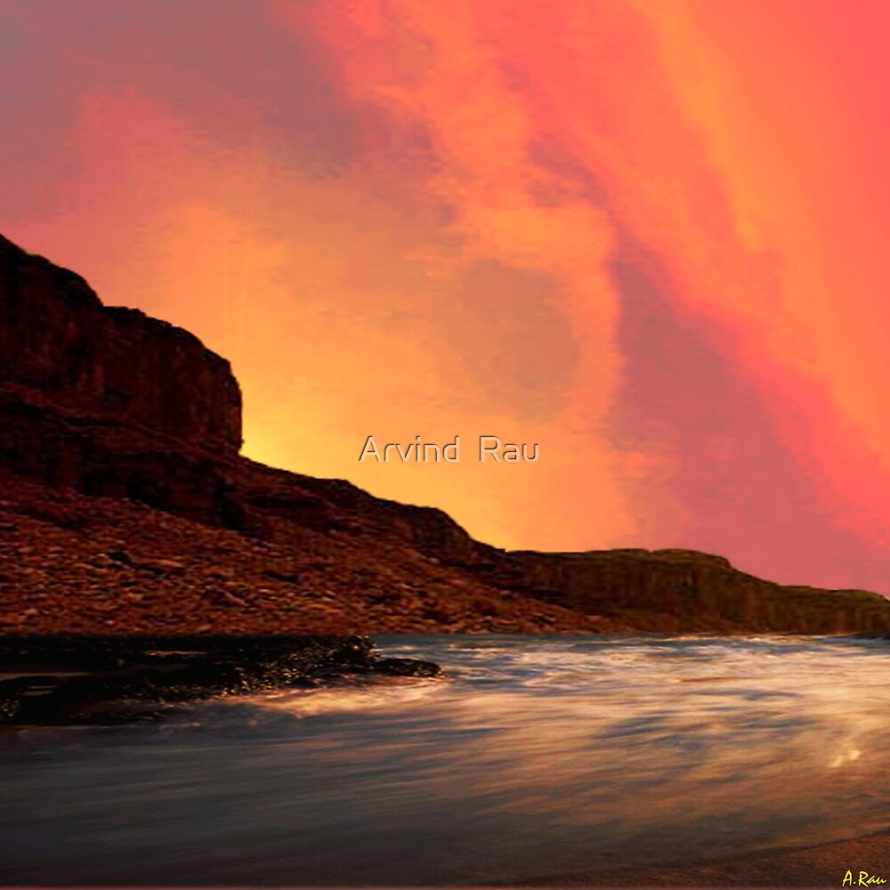 Heart melting scenery by Arvind  Rau