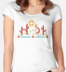 Kokopelli Women's Fitted Scoop T-Shirt