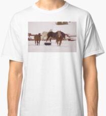 Winter Draft Classic T-Shirt