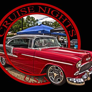 Cruise Nights U S A #10 by Mikeb10462