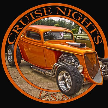 Cruise Nights U S A #9 by Mikeb10462
