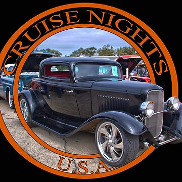 Cruise Nights U S A #8 by Mikeb10462