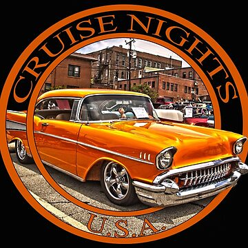 Cruise Nights U S A #5 by Mikeb10462