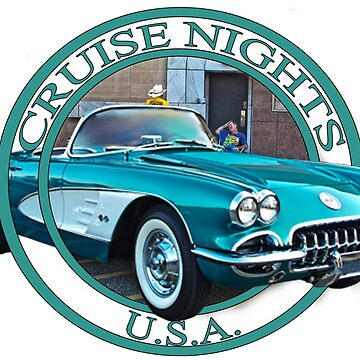 Cruise Nights U S A #4 by Mikeb10462