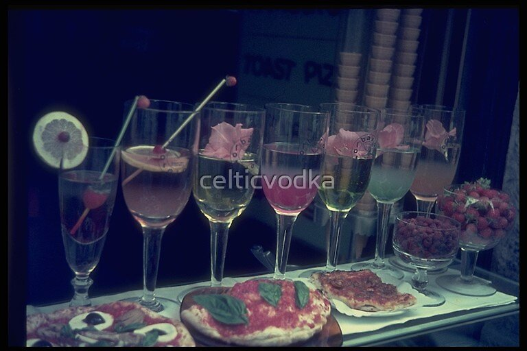 Spoiled for Choice by celticvodka