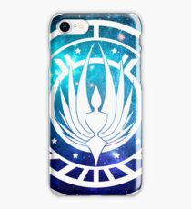 Battlestar Galactica Colonial Seal iPhone Case/Skin