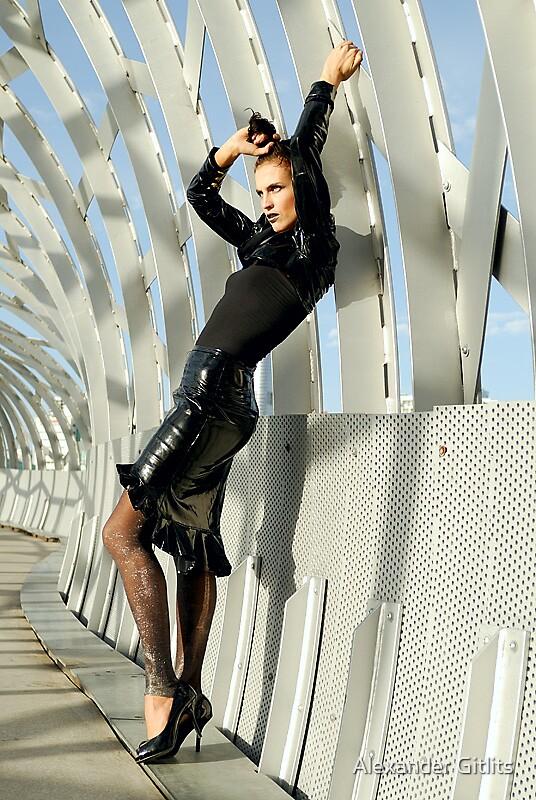 High Fashion 1 by Alexander Gitlits