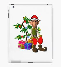 Christmas Elf  iPad Case/Skin