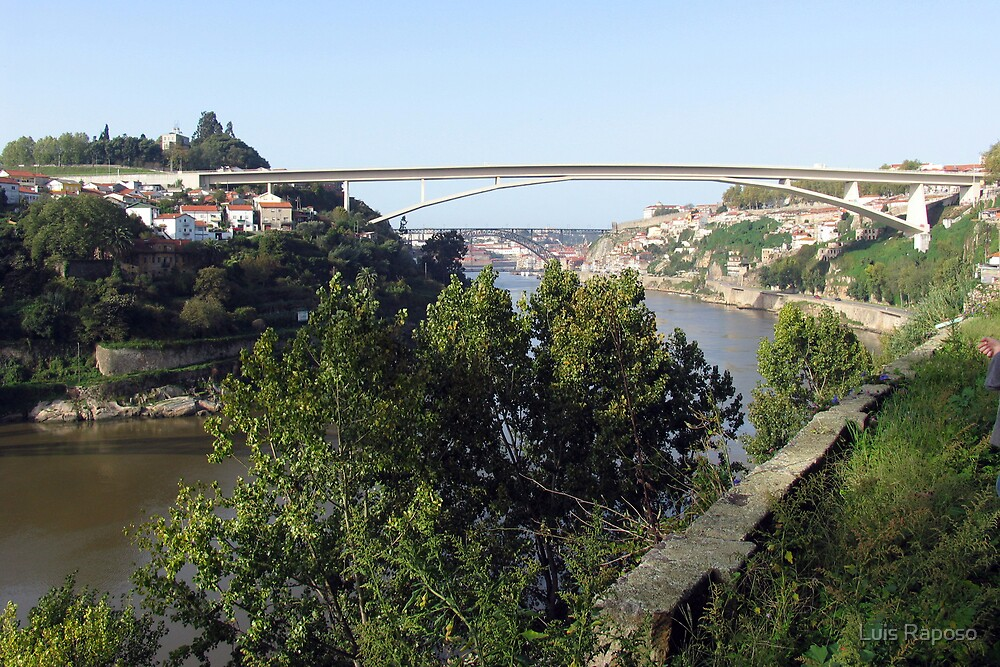 Porto e Gaia by Luis Raposo