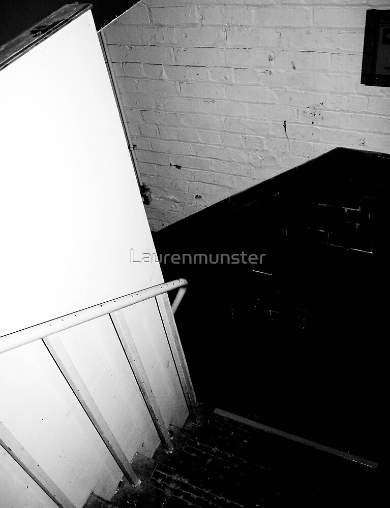 Stairs3. by Laurenmunster
