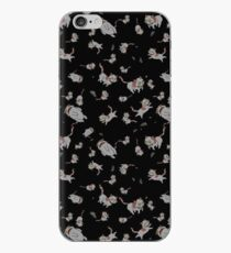 Broken Time Cats iPhone Case