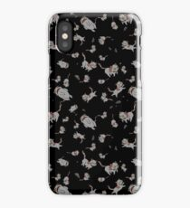 Broken Time Cats iPhone Case/Skin