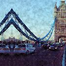 Bermondsey Divergence - Tower Bridge, London by NaturePrints